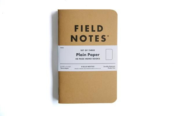 FieldNotes Brand Notebooks