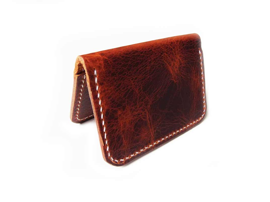 Waxy Veg Brown Wallet