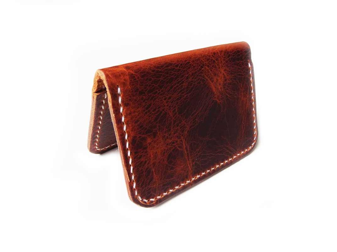 Waxy Veg Brown Wallet