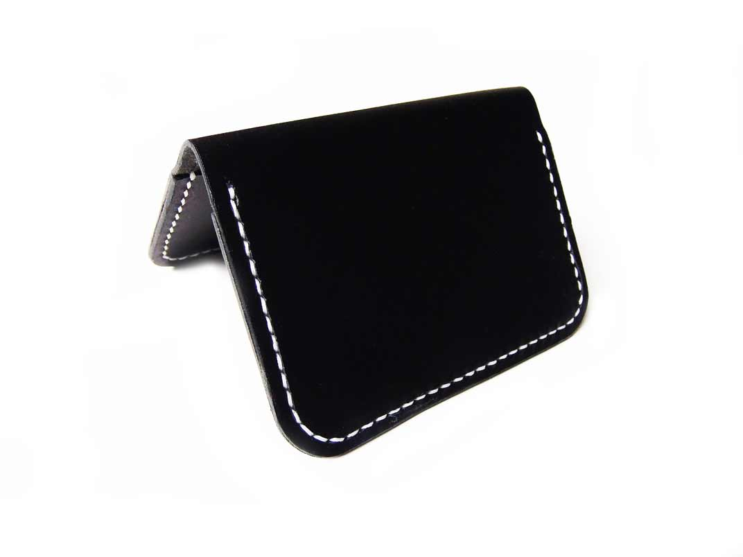 Buttero Black Wallet