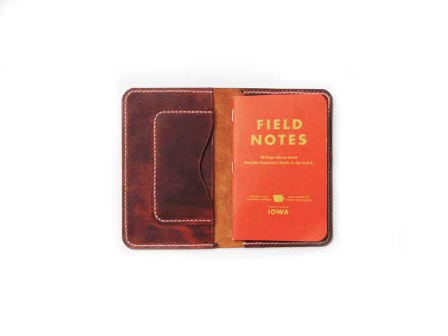 Brown Field notes Cover