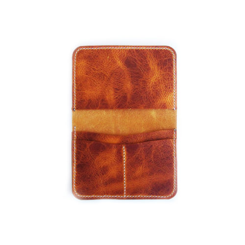 Light Brown Passport Cover